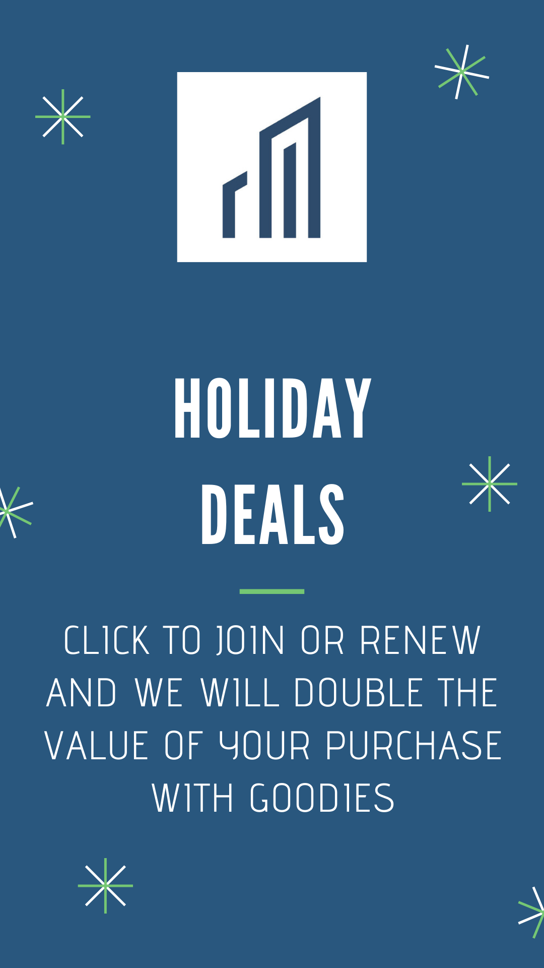 Holiday deal from QuantumListing
