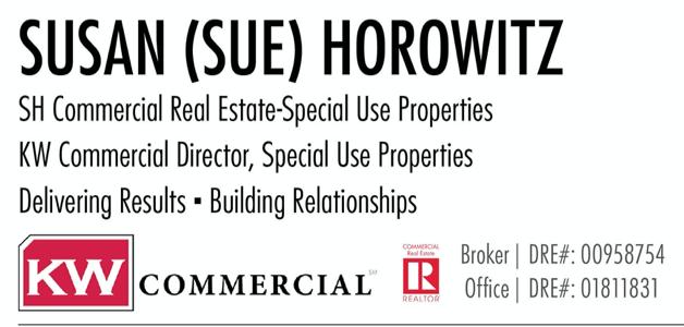 Sue Horowitz Business Card