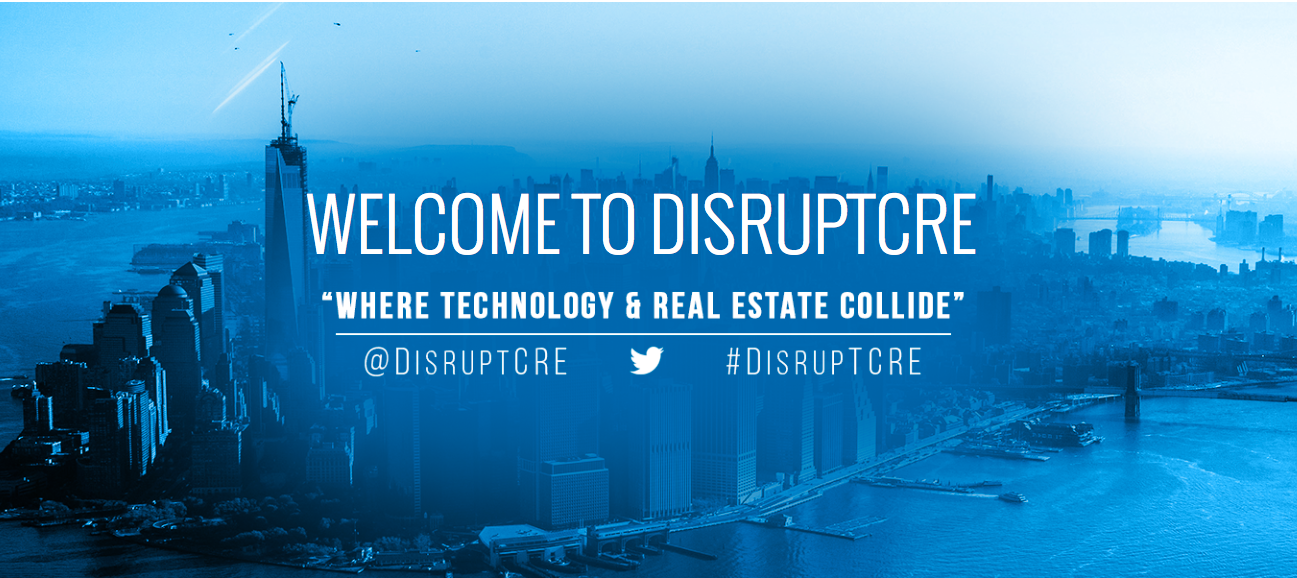 2nd Annual DisruptCRE NYC Event