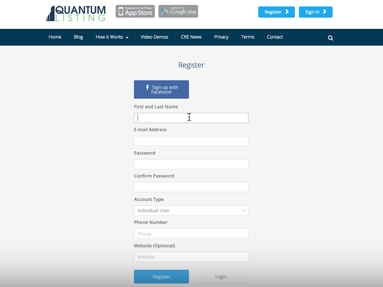 A Video Overview of the QuantumListing Enterprise Dashboard