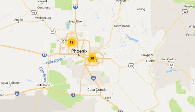 QuantumListing Hot Spot: Phoenix AZ