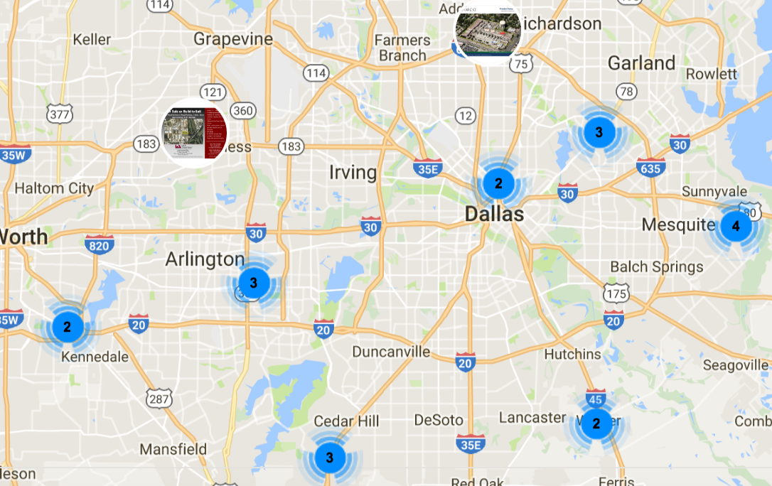 QuantumListing Hot Spot: Dallas TX