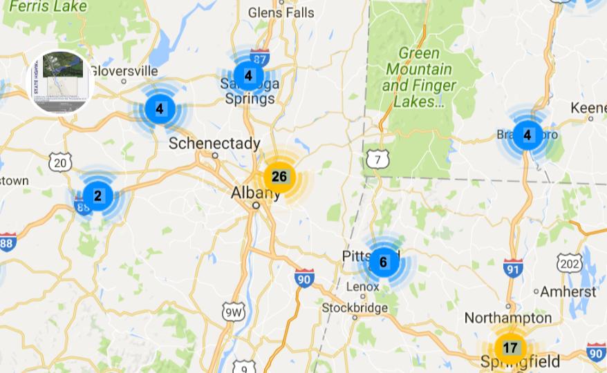 QuantumListing Hot Spot: Albany, NY