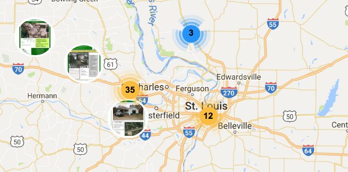 QuantumListing Hot Spot: St. Louis, MO