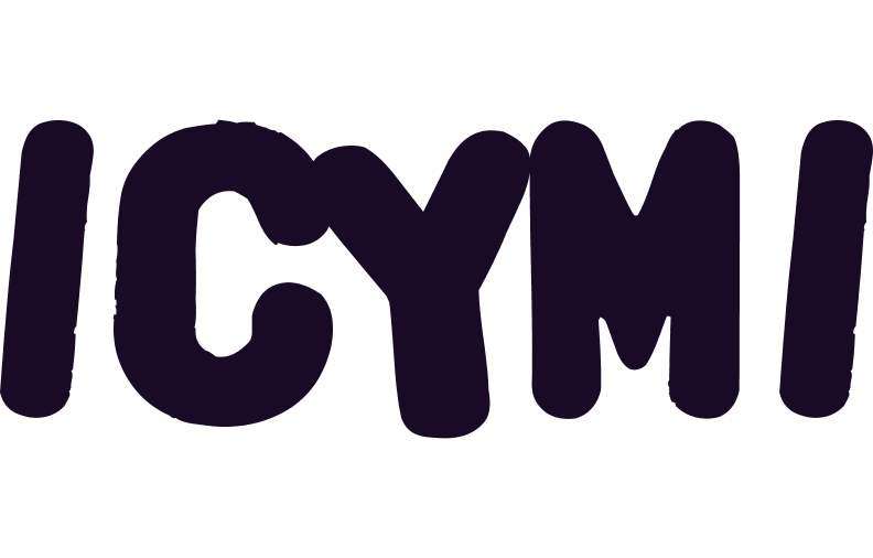 ICYMI: January 9, 2017