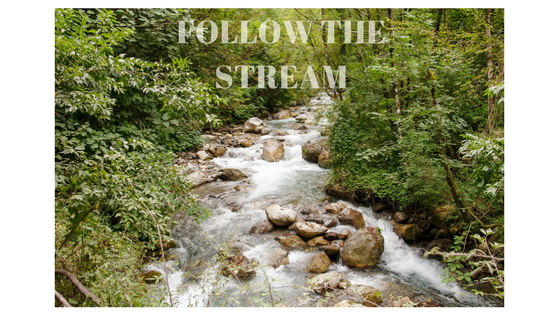 Follow The Stream