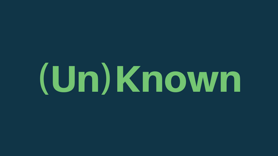 How Do You Get Known?