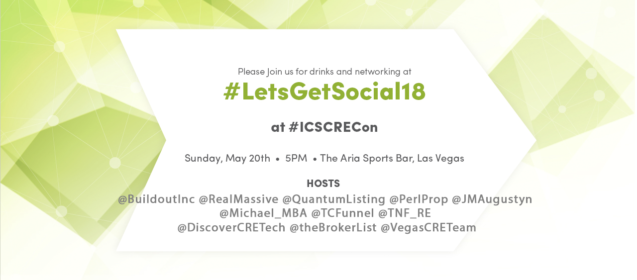 LetsGetSocial18 Is Coming!