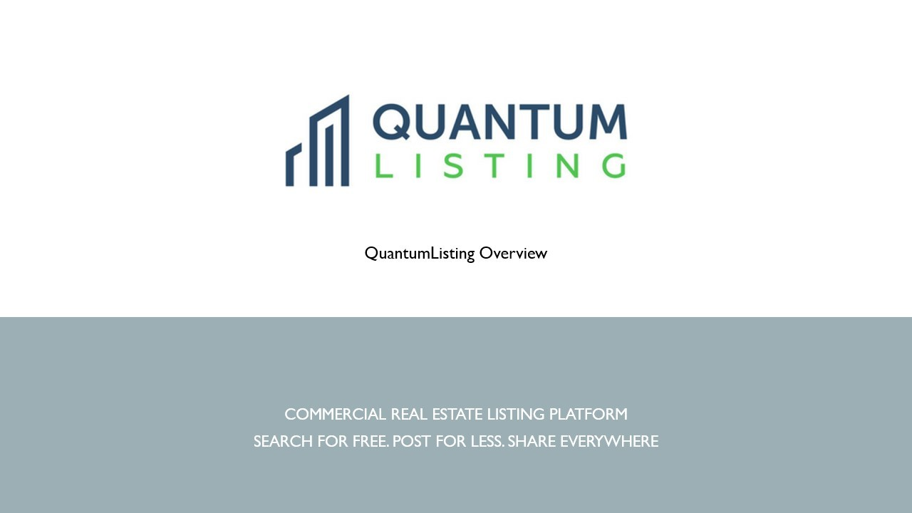 AN OVERVIEW OF QUANTUMLISTING