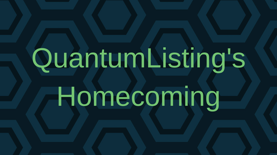 QuantumListing's Homecoming