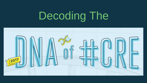 DECODING THE DNA OF #CRE