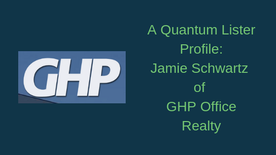 A Quantum Lister Profile: Jamie Schwartz of GHP Office Realty