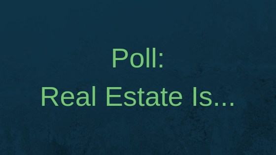 Real Estate: Is It A Relationship Business or An Information Business?