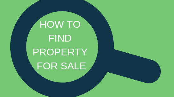 How To Find Property For Sale