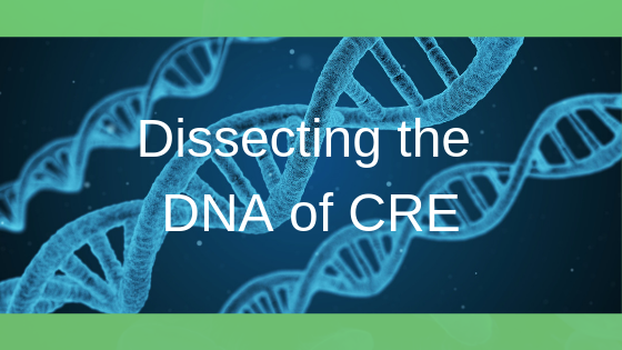 Dissecting the DNA of #CRE