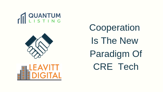 Cooperation is the New Paradigm of CRE Tech