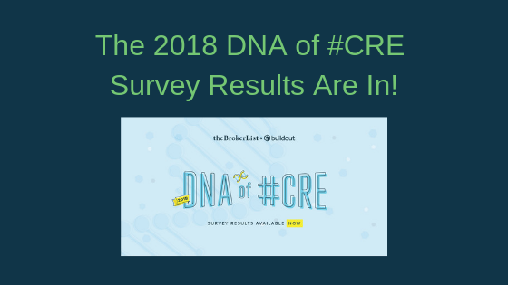 The 2018 DNA Of #CRE Survey Results Are In!