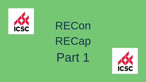 RECon RECap Part 1