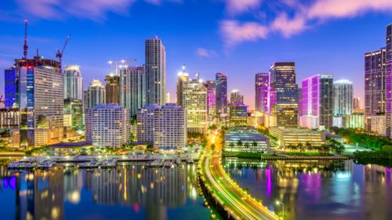 Miami - The Heat Is On!