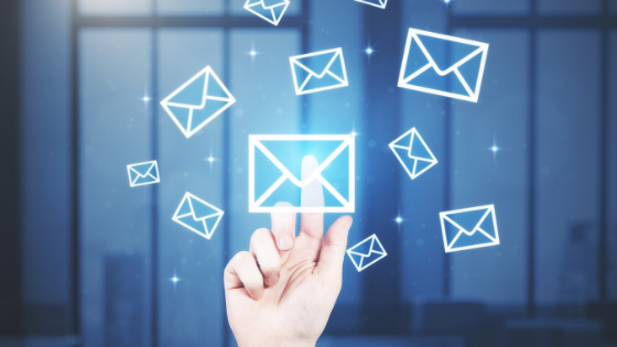 New Feature Alert: Network Email Blasts!