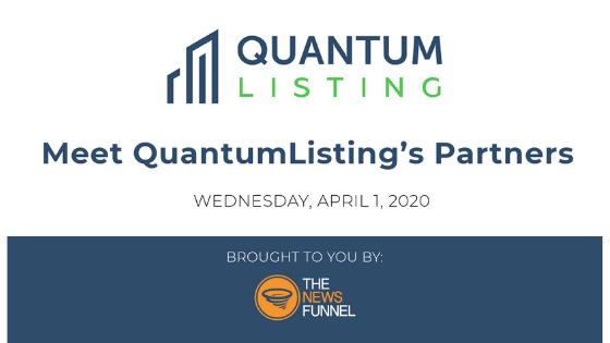QuantumListing Partners Unite In A Live Webinar