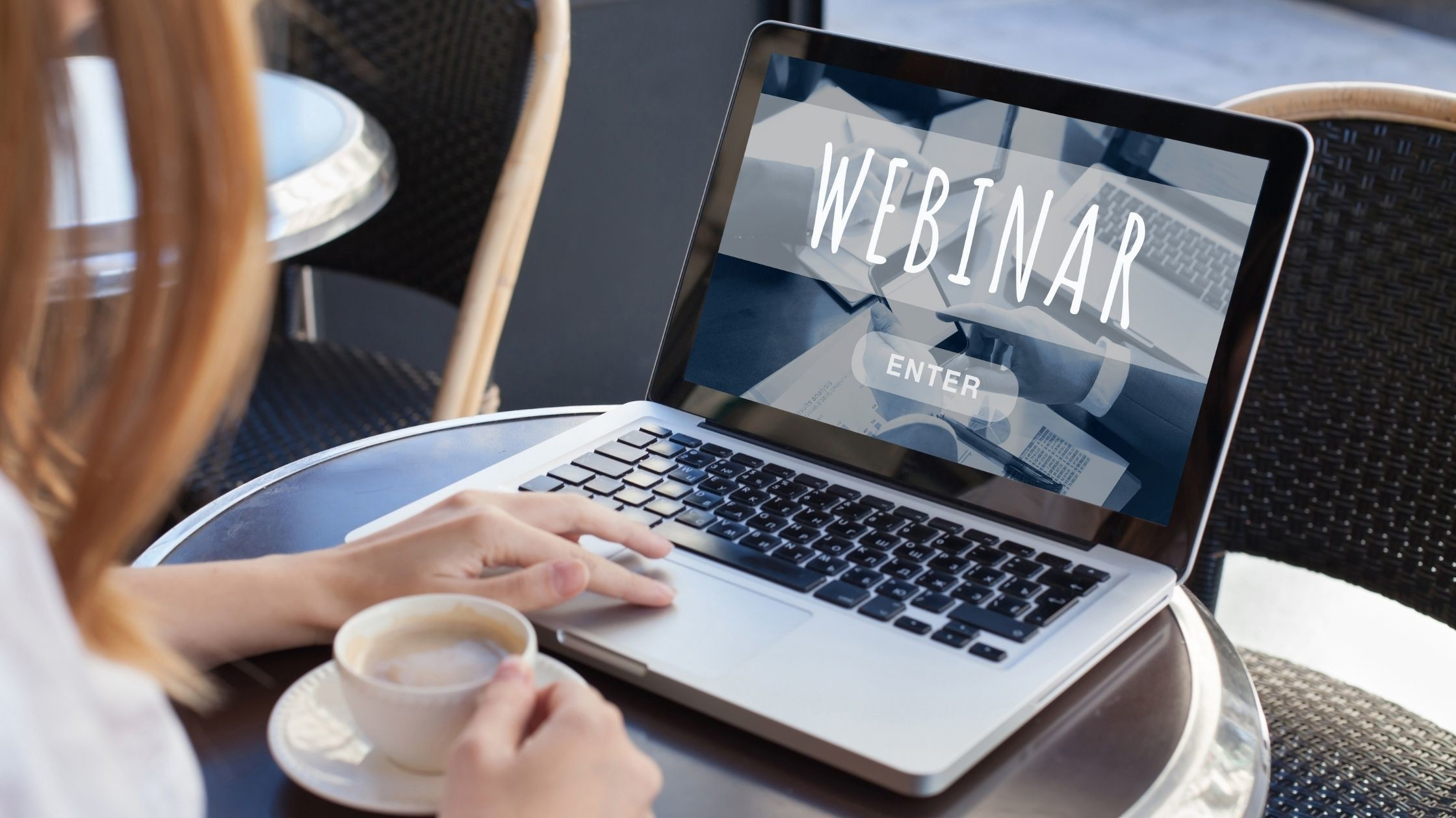 Connect With Our Webinars