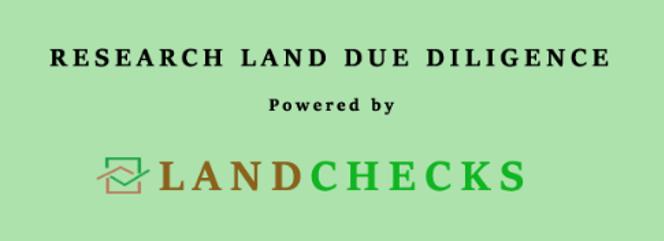 Landchecks logo