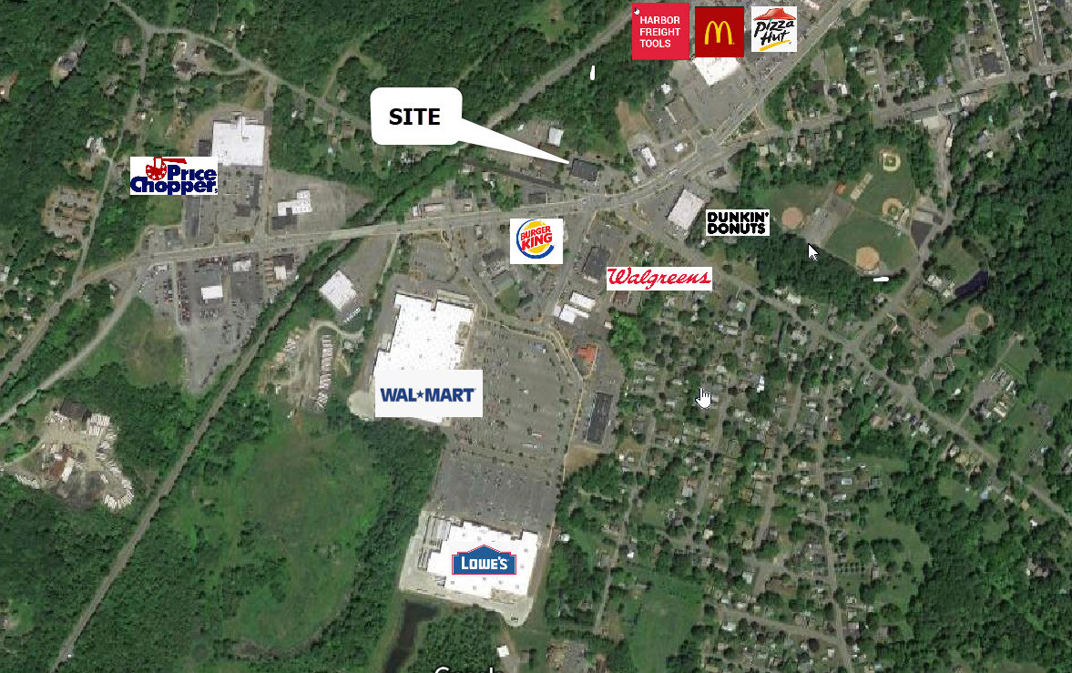 Former Rite-Aid for sublease Catskill, NY