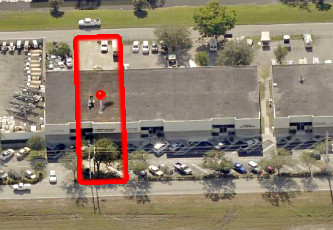 Business for Sale, Body Shop Office/Warehouse - 2,600 SF