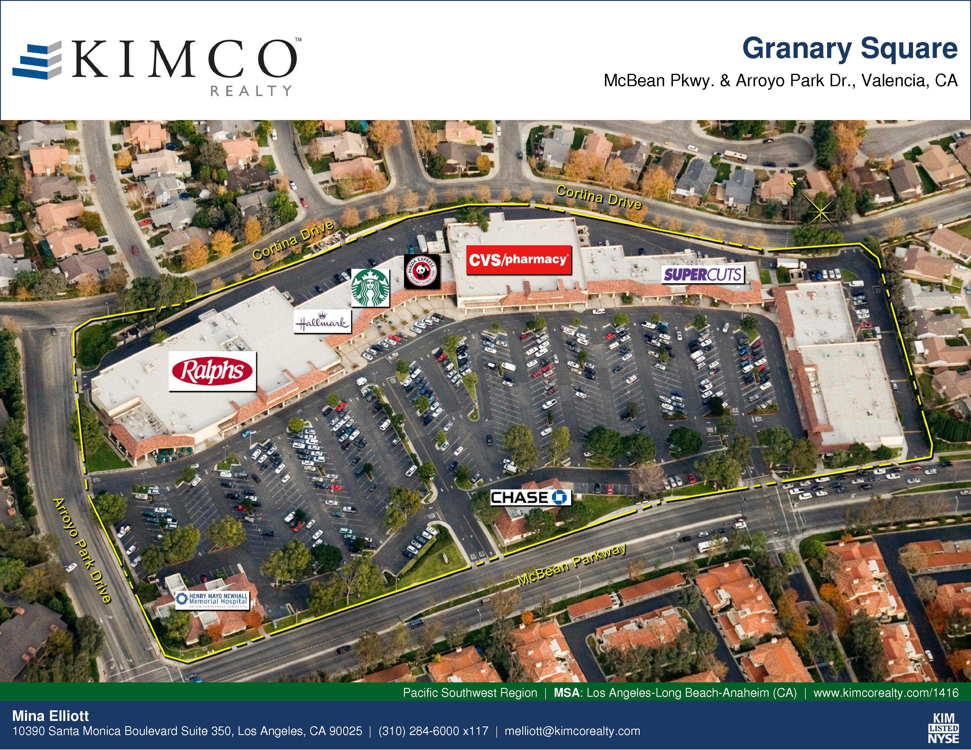 real estate for lease granary square mcbean pkwy arroyo park